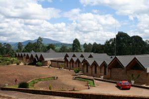 Ethnographic Museum / National Museum of Butare Rwanda
