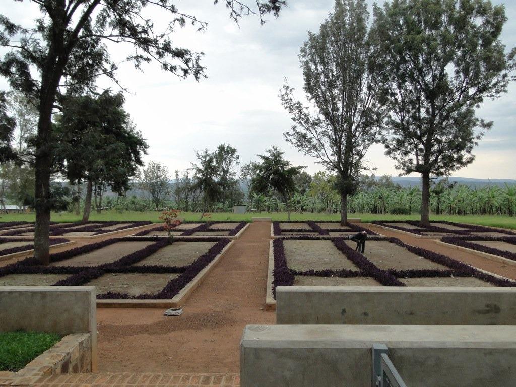 Nyarubuye Memorial Site Rwanda