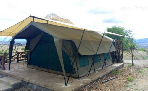 Budget Safaris Accommodation Kidepo Valley National Park Uganda