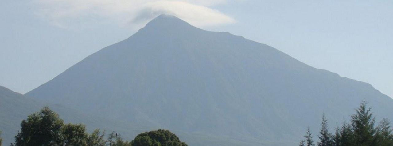 Hiking Mt. Muhavura