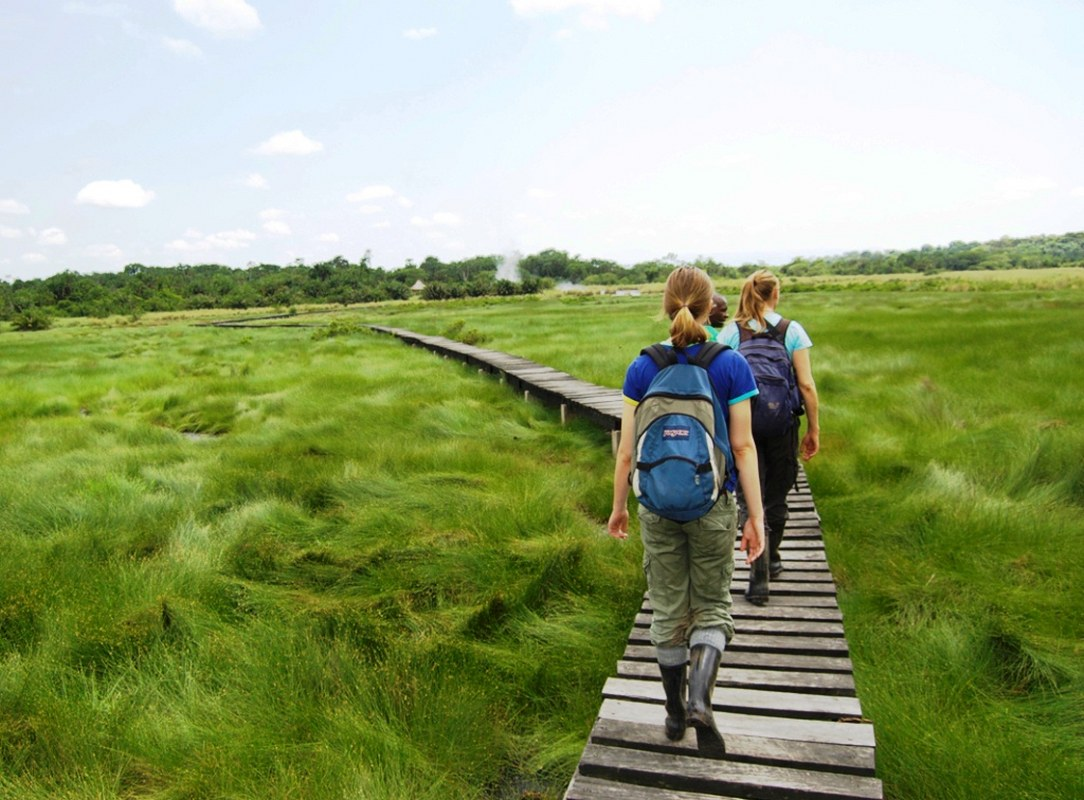 Hiking and Nature Walks in Semuliki National Park