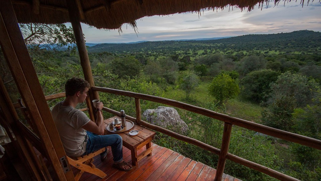 Lake Mburo Safari Lodge