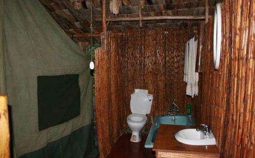 Lake kitandala Tented camp