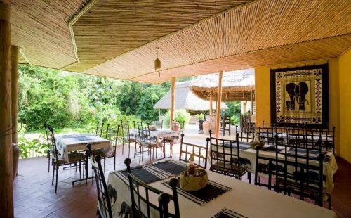 Luxury Safari Accommodation Kibale National Park Uganda