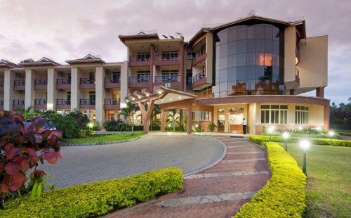 Luxury Safari Accommodation Mount Elgon National Park Uganda