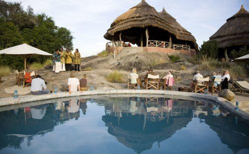 Luxury Safari Accommodation lake mburo national park
