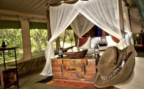 Mara Bush Camp in Maasai Mara National Reserve