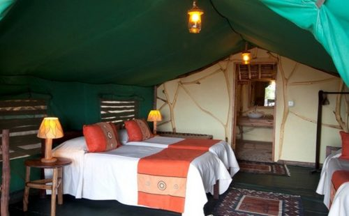 Satao Camp Tsavo East National Park-Kenya