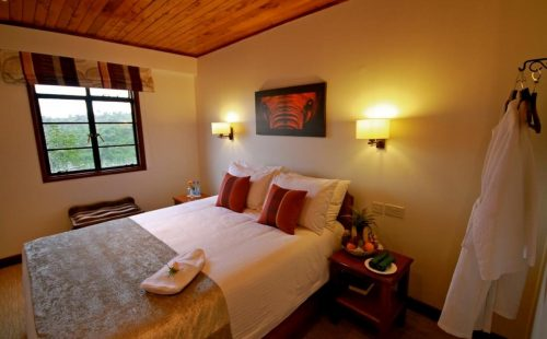 The Ark Lodge in Mweiga