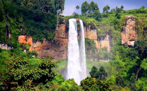 The Sipi Trail Mount Elgon National Park Uganda