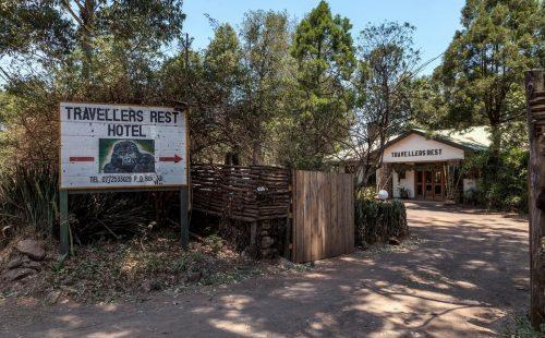 mid range Safari Accommodation Mgahinga Gorilla National Park
