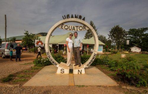 16 Days Uganda Safari in the Equator Snow
