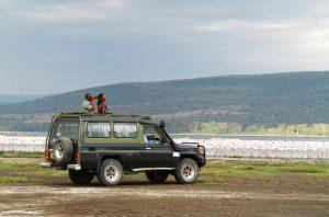 Lake Nakuru evening game drive