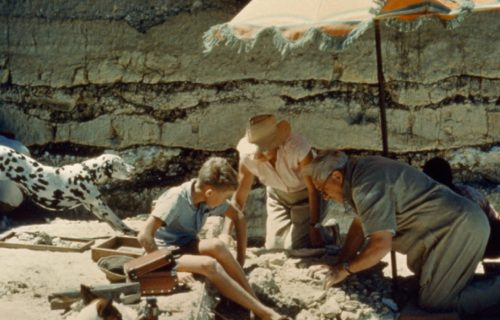 The Leakey Family in Kenya