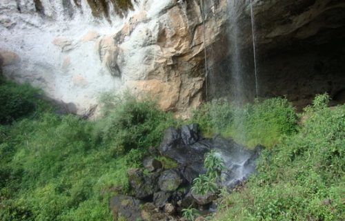 historic caves in mount elgon national park