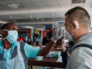 Kenya Coronavirus Travel Standard Operating Procedures (SOP's)-on boarding