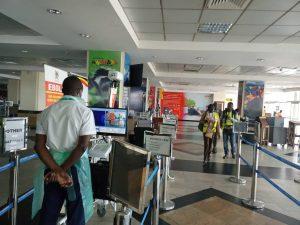Kenya Coronavirus Travel Standard Operating Procedures (SOP's)-screen scanning technologies